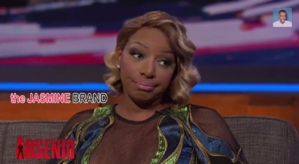 nene leakes-talks real housewives of atlanta fight-arsenio hall 2014-the jasmine brand