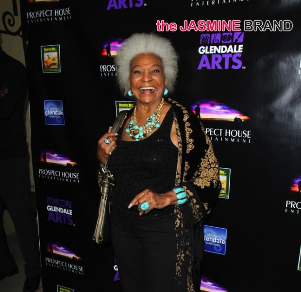 Legendary 'Star Trek' Actress Nichelle Nichols Heard Screaming For Help In Audio, Amidst Conservatorship Battle W/ Son