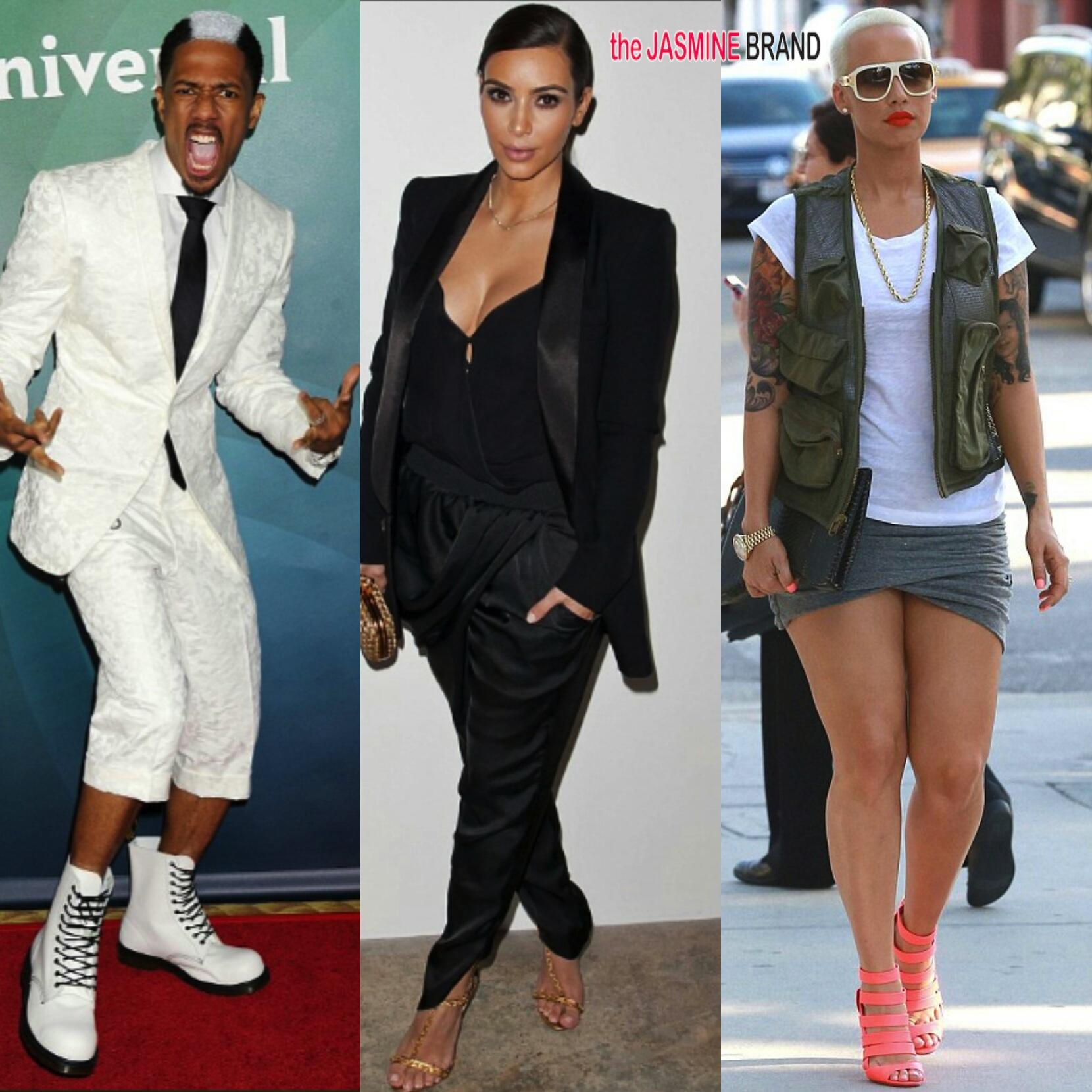 Celebrity Stalking: Amber Rose, Kim Kardashian, Nick ...