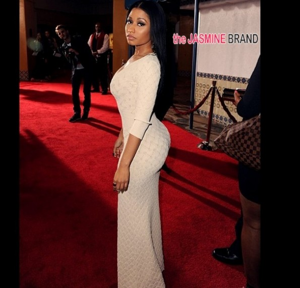 nicki minaj-the other woman premiere 2014-the jasmine brand