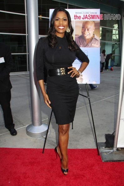 """Omarosa Harassed & Called """"Trump's Whore"""" While Shopping"""