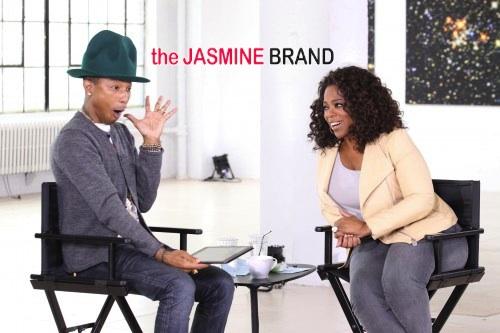 Oprah Calls Pharrell Williams 'Best Interview Ever', Watch Full 'Oprah Prime' Episode