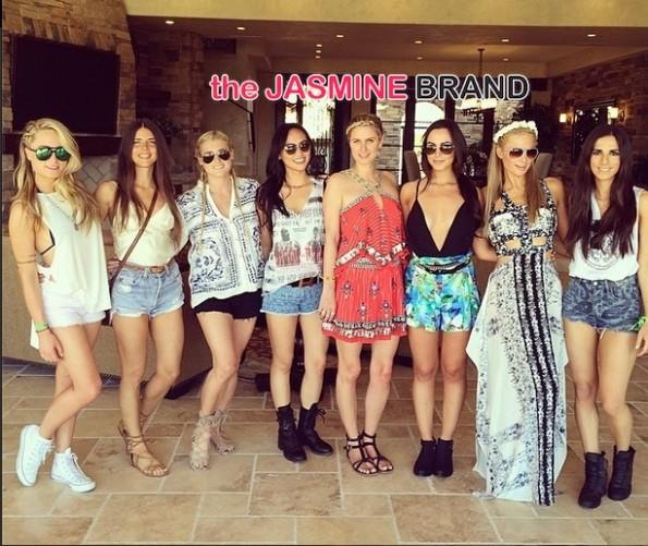 paris hilton-celebrities at coachella 2014-the jasmine brand