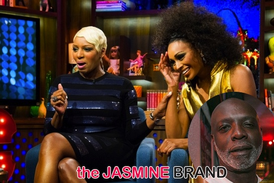 peter thomas-defends wife cynthia bailey-against nene leakes-the jasmine brand