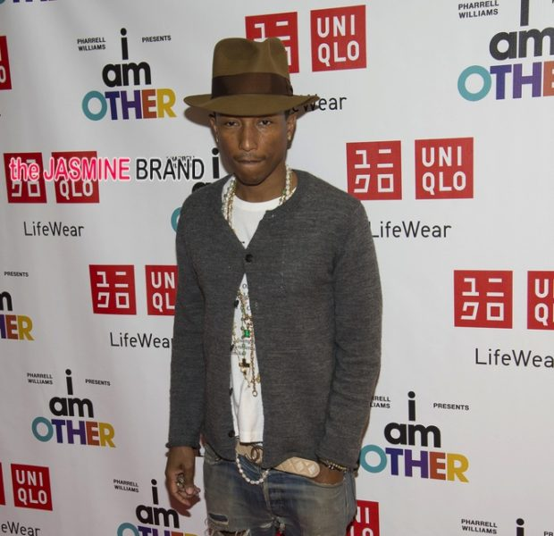 [EXCLUSIVE] Pharrell Williams Fights Ex-Business Partner in Million Dollar Legal Battle!