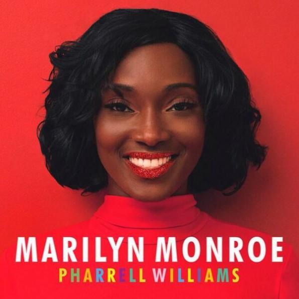 pharrell williams-marilyn monroe video-the jasmine brand