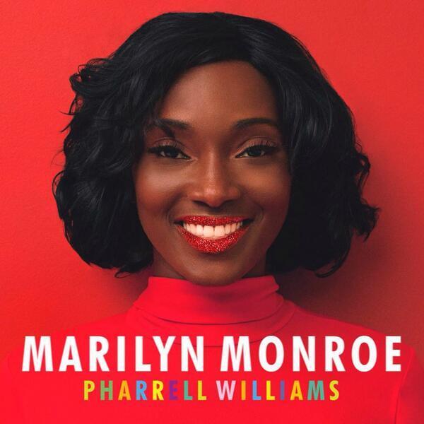 [WATCH] Pharrell Williams Releases 'Marilyn Monroe' Video