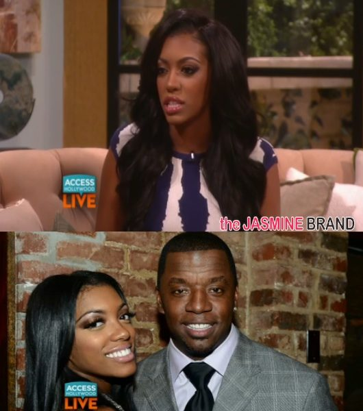 Porsha Williams: My Ex Husband Kordell Was Physically Abusive