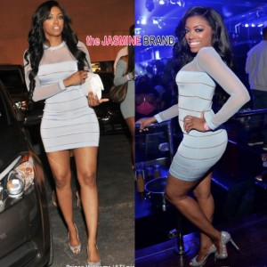 porsha williams-parties after mug shot arrest-the jasmine brand