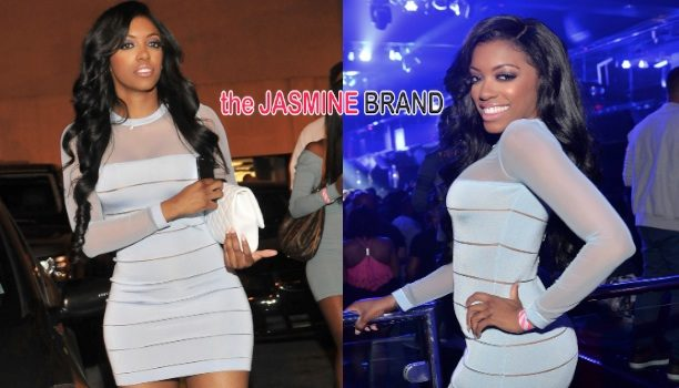 No Worries! A Carefree Porsha Williams Parties After ATL Mugshot