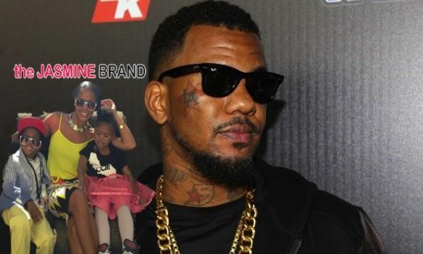 rapper the game-says ex fiancee tiffney cambridge brainwashing kids-the jasmine brand