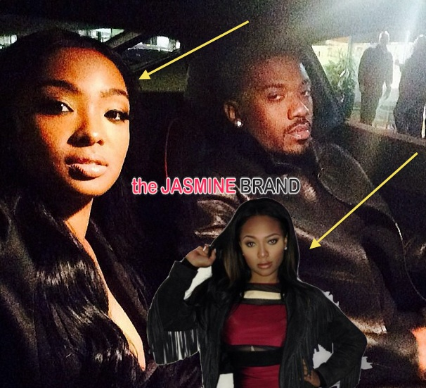 [WATCH] Love & Hip Hop LA Brawl Breaks Out! Teairra Mari Fights Woman Over Ray J