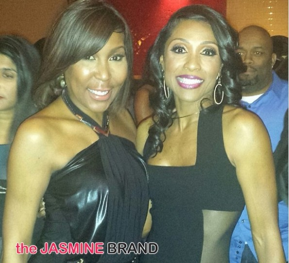 ricky smiley show-dr jackie-married to medicine-season 2 premiere party-the jasmine brand