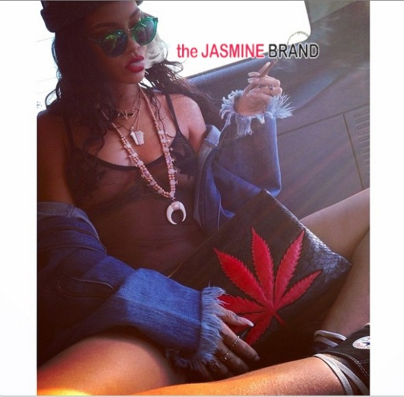 Rihanna Releases 'James Joint' [NEW MUSIC]
