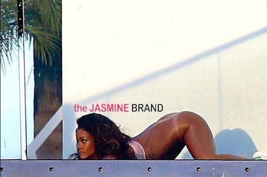rihanna-french magazine shoot-bottom less-face down-ii-the jasmine brand