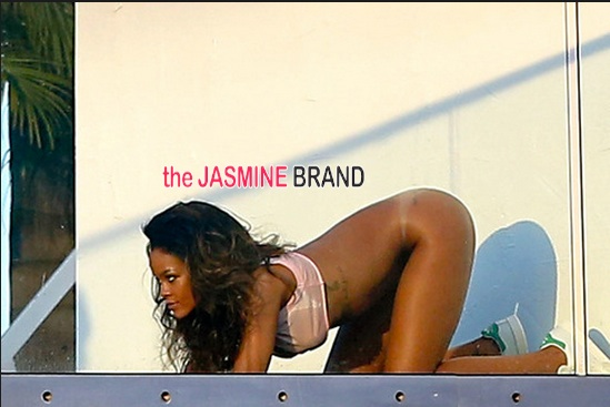 rihanna-iii-french magazine shoot-bottom less-face down-v-the jasmine brand