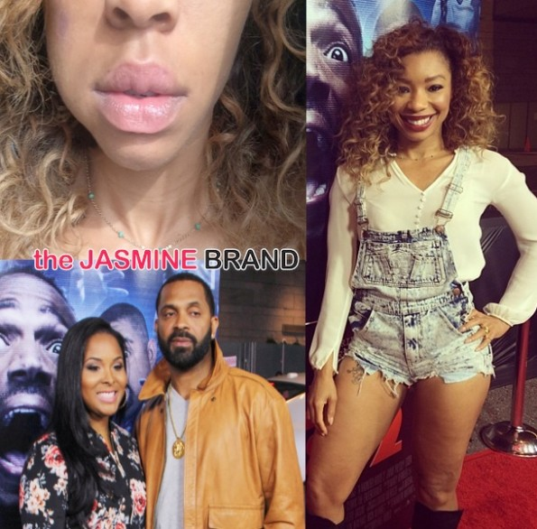 sherrie shepherd-alleges mike epps punched her-the jasmine brand