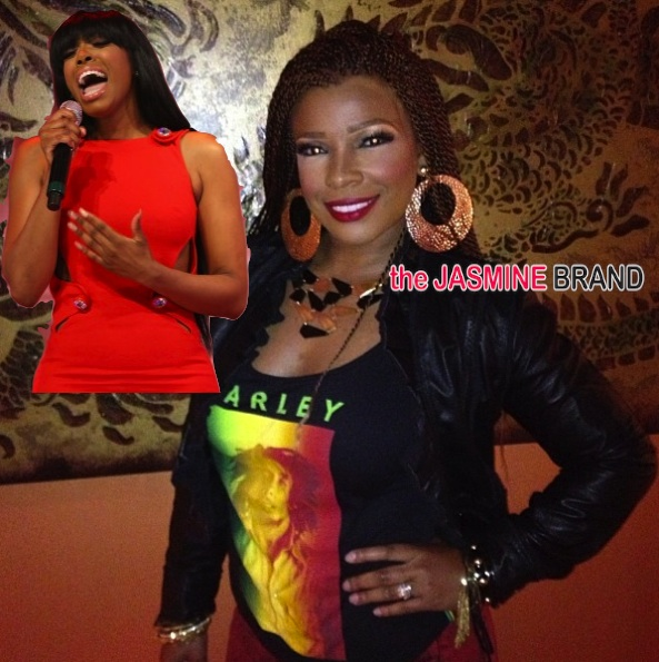 [EXCLUSIVE] Syleena Johnson Addresses Claims Porsha Williams Stole Her Song