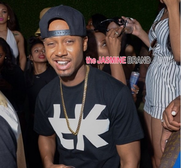 terrence j-gold grill-celebrities-los angeles la day party-toxic 2014-the jasmine brand