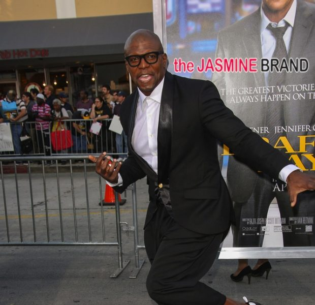 Mike Tyson, Terry Crews & Laila Ali Attend 'Draft Day' Premiere