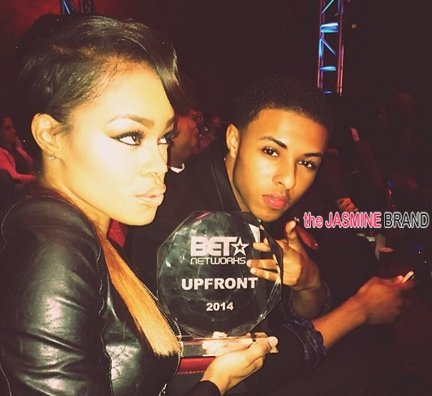 is diggy simmons dating nicolette