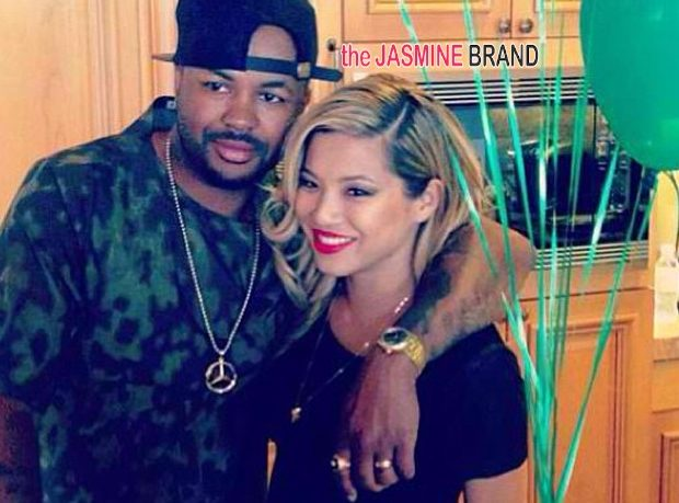 The Dream's New Baby Mama Claims Producer Punched, Kicked & Strangled Her During Pregnancy