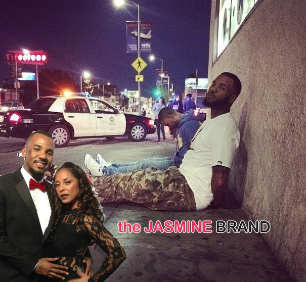 The Game S Fiancee Tiffney Cambridge Alleges Rapper Broke Her Nose During Domestic Violence Dispute Rapper Pens Lengthy Response Thejasminebrand