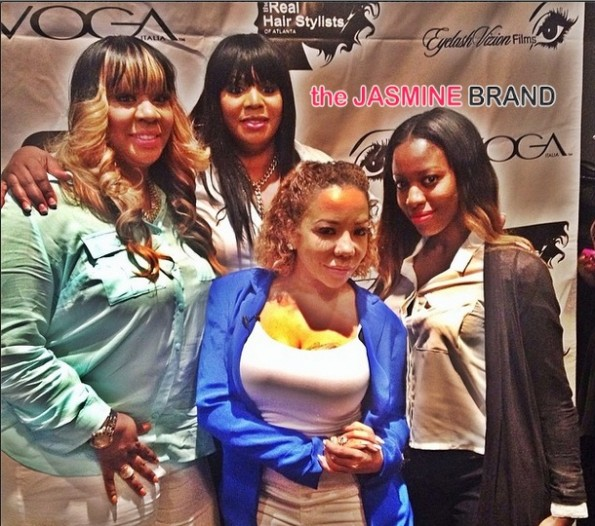 tiny harris-new reality show-real hairstylist of atlanta-the jasmine brand