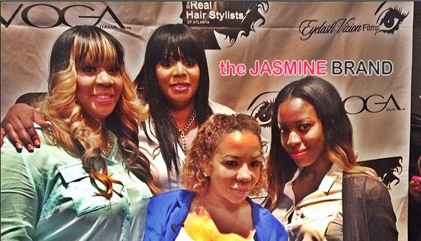 Tameka 'Tiny' Harris Announces New Reality Show, 'Real Hairstylists of Atlanta' + Meet the Cast