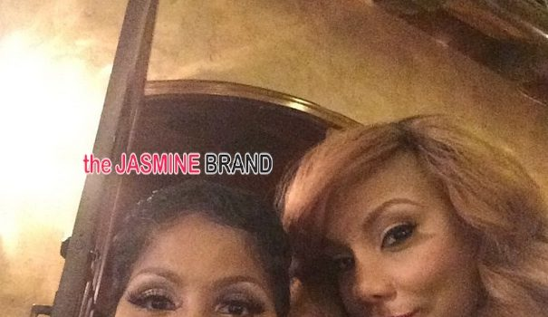 Tamar Braxton Nails Babyface's #ToniBraxtonChallenge & It's Hilarious [WATCH]