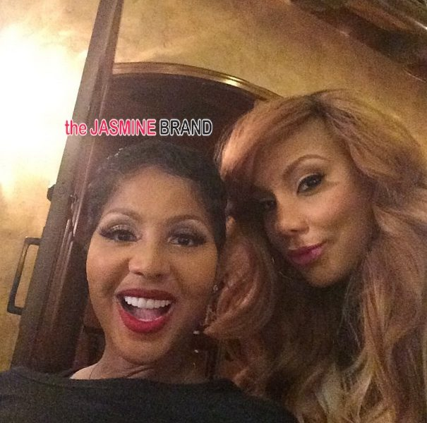 Toni Braxton On Tamar Braxton's Recent Hospitalization: It's Not My Business To Tell Her Business, Mental Illness Is Not A Joke