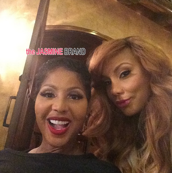 Tamar Braxton Dropped From Toni Braxton's Tour
