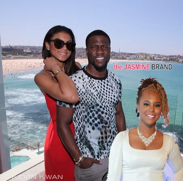 Torrei Hart Says Kevin Hart Jumped Into New Relationship Too Soon, Isn't Convinced He Should Marry Enikko Parrish