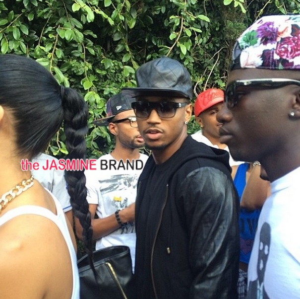 Day Party Madness: Rihanna, Trey Songz, The Game, Tae