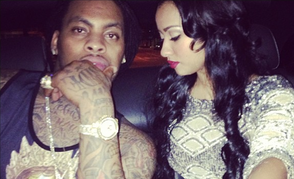 Waka Flocka & Tammy Rivera Land Reality Spin-Off 'Meet The Flockas', Produced By Mona Scott-Young