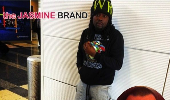 Rapper Wale Allegedly Punches Disrespectful Man At WWE Match