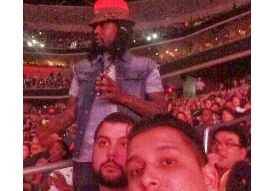Wale: I Didn't Punch Him, I Mushed Him! Rapper Clarifies Alleged WWE Altercation With Twitter Troller