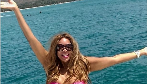 [Photos] Wendy Williams Explains TV Hiatus