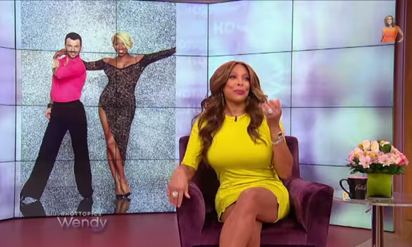 [VIDEO] Wendy Williams Warns Nene Leakes Not To Be The 'Angry Black Girl' on DWTS