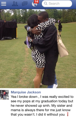 50 cent son-misses son marquise jackson high school graduation 2014-the jasmine brand