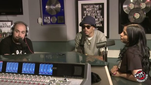 [VIDEO] August Alsina Admits BET Controversy Was Partially His Fault