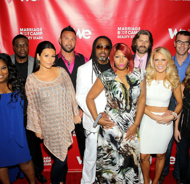 [Photos] Marriage Boot Camp Reality Stars Premiere Party: Traci Braxton, JWow, Gretchen Rossi & Cast Attend