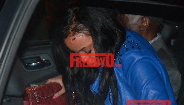 [VIDEO] Reality Star Shay Johnson Investigated for Allegedly Busting Bottle Over Club Goers Head During Brawl