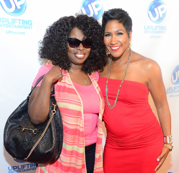 Actress Terri J. Vaughn Pops Up Pregnant + Angie Stone, Lamman Rucker, David Banner Attend 'Where's The Love?' Event