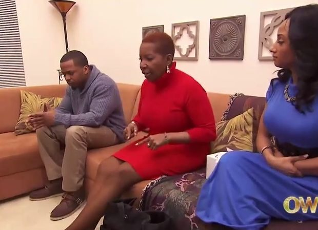 [Watch] Iyanla Vanzant Attempts 'Fix My Life' Counseling to Reality TV Couple Saigon & Erica Jean