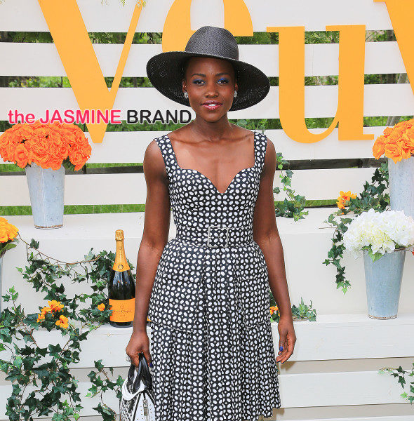 Celebrity Stalking: Lupita Nygon'o Attends Veuve Cliquot, Beyonce Hits NYC, Djimon Hounsou Arrives At LAX + Jay Ellis, Kym Whitley & Garcelle Beauvais