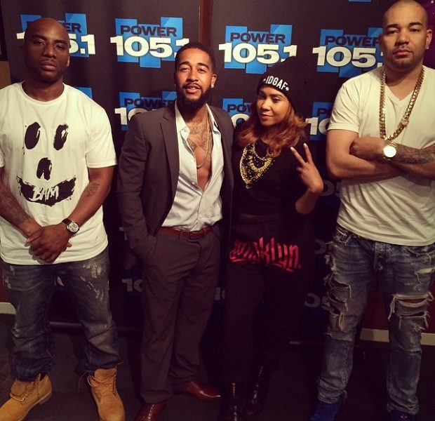 Omarion Discusses Gay Rumors, 'Love & Hip Hop LA' And Pregnant Girlfriend