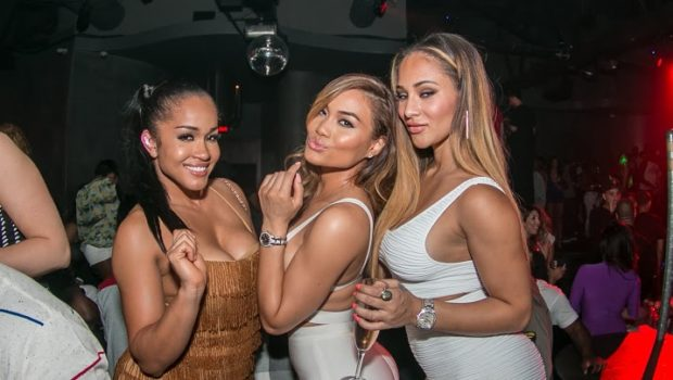 [Photos] Cassie, Karrueche, Draya Michele Attend Rosa Acosta's Birthday Party