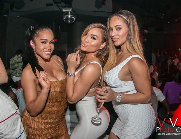 [Photos] Cassie, Karrueche, Draya Michele Attend Rosa Acosta's Birthday Party