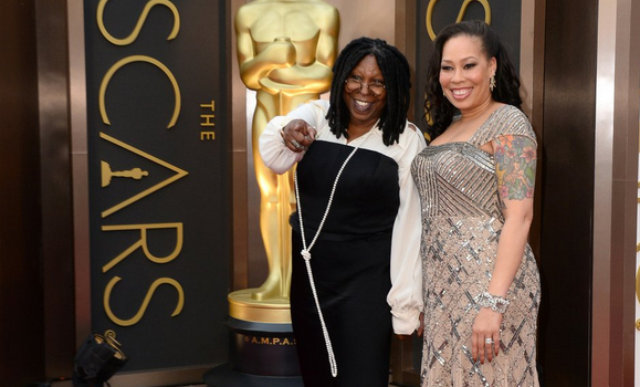 Whoopi Goldberg's Daughter, Alex Martin, Lands New Reality Show
